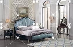 江門經典美式大床